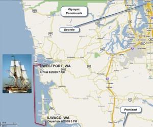 Lady Washington Passage Half