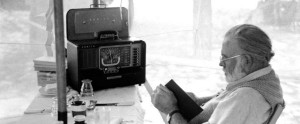 Hemingway and the Radio