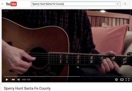 Sperry Hunt Santa Fe County