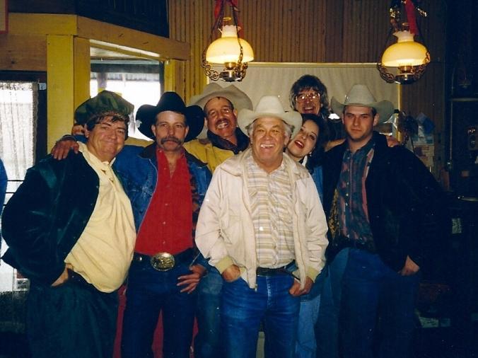 Richard Falstaff and Cowboys
