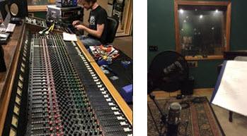Demo at Electric Wall Studios 3
